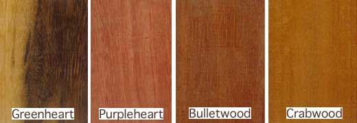 Types Of Wood How Many